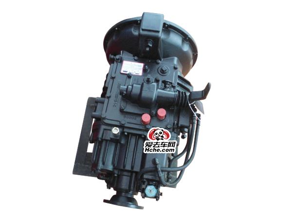 东风汽车配件 法士特8挡变速箱总成8JS85E