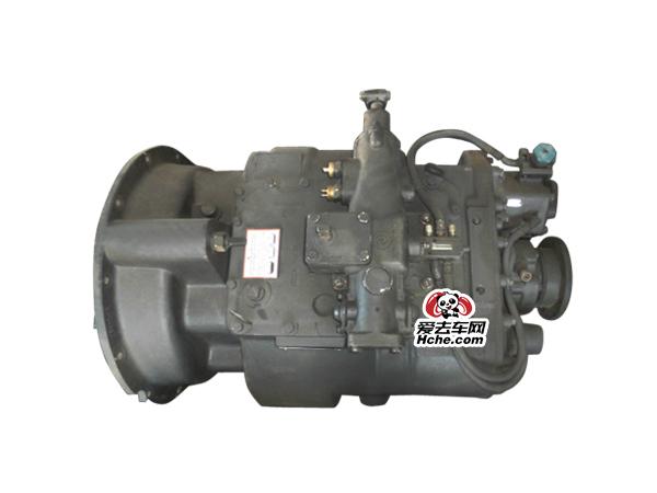 东风汽车配件 法士特9JS119变速器(180端面齿,QH50取力器,420离合器)