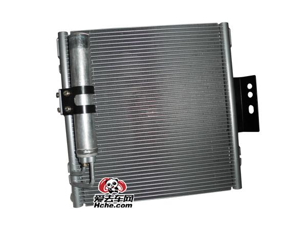 东风汽车配件 东风康明斯 140空气冷凝器
