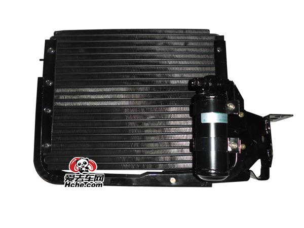东风汽车配件 东风康明斯 153空气冷凝器81N-0510