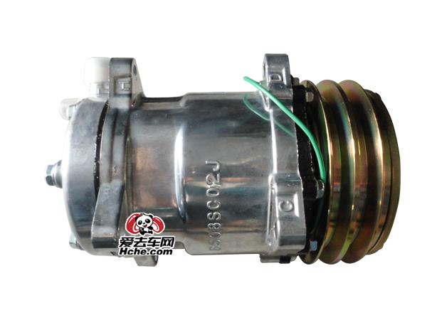 东风汽车配件 东风康明斯天锦 轻卡 153 140 空调压缩机B508SC02J B507SC02J