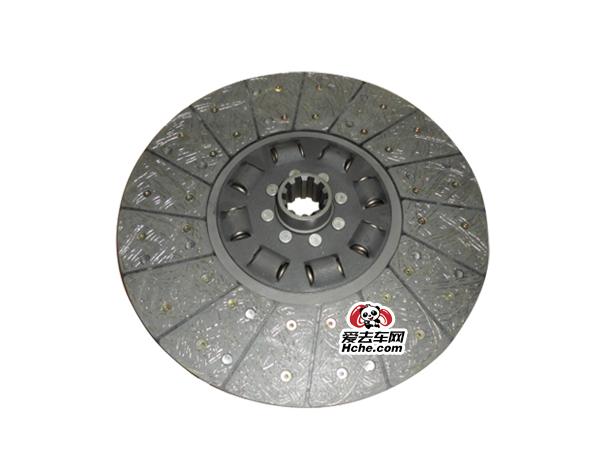 东风汽车配件 东风康明斯 EQ153 380推式离合器从动盘1601N-130