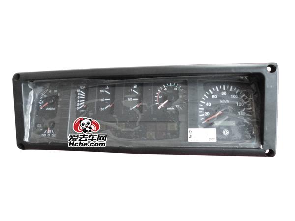 东风汽车配件 东风康明斯 东风140组合仪表(电子式不带里程表12V)3901F05-010
