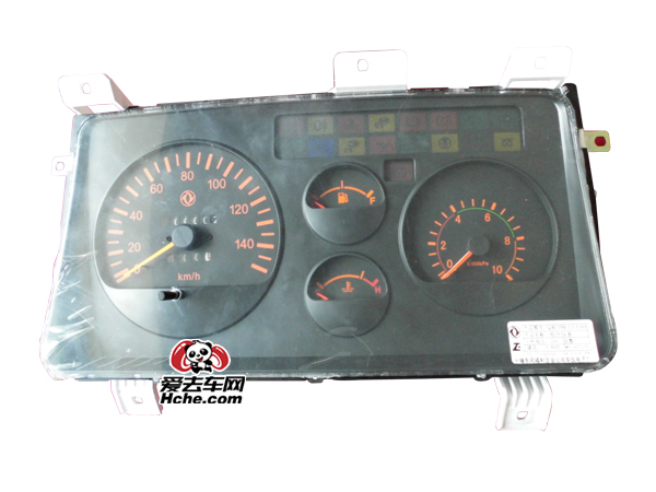 东风汽车配件 东风康明斯 东风140汽车豪华组合仪表(机械里程表)3801DY66-010系列