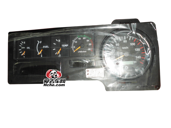 东风汽车配件 东风康明斯 东风153汽车老式(电子)3801N08系列组合仪表