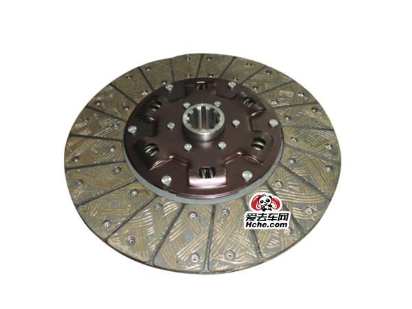 东风汽车配件 东风康明斯 EQ140 325离合器从动盘1601Z36-130 1601Z36-130-B