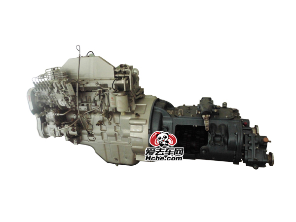 东风康明斯配件 C系列发动机总成6缸 C280-33 C300-33