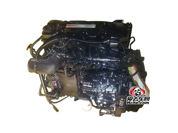 东风康明斯配件 ISDE系列发动机总成(国四 4缸) ISDE140-40 ISDE160-40 ISDE180-40 ISDE200-40