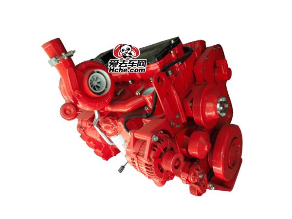 东风康明斯配件 ISLE系列发动机总成(国三 6缸) ISLE270-30