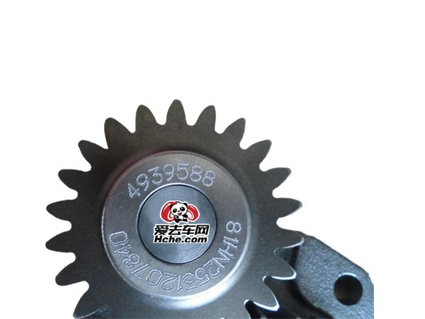 东风康明斯配件 ISDE系列机油泵6缸4939588