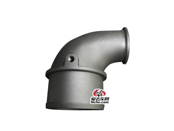 东风汽车配件 东风天龙 天锦 大力神斯6CT发动机进气过度管 C3883977