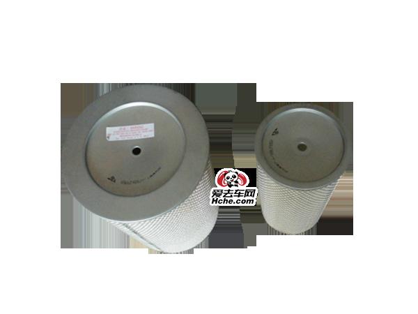 东风汽车配件 东风天龙 1109340-T0100空滤套装AF26412 AF26414