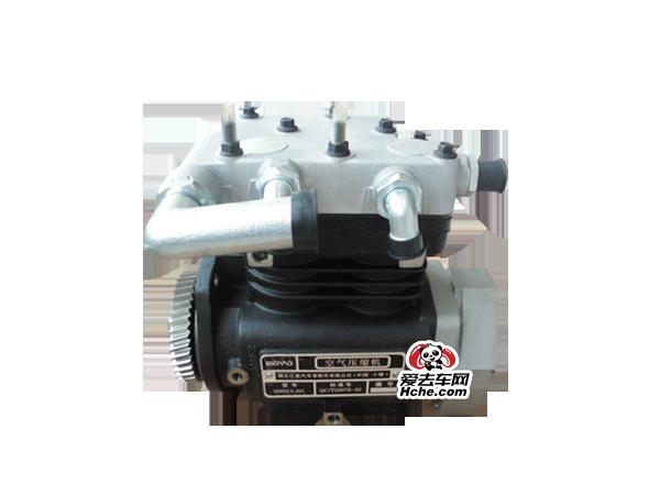 东风汽车配件 东风康明斯东风康明斯L双缸空压机3509SL-010(C5285436)(C4989268)
