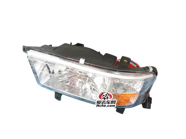 东风汽车配件 东风小霸王B07组合大灯总成37BL310-1102010