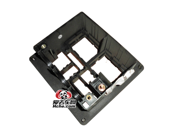 东风汽车配件 SMJ盒盖左右3724410-C0100 3724420-C0100