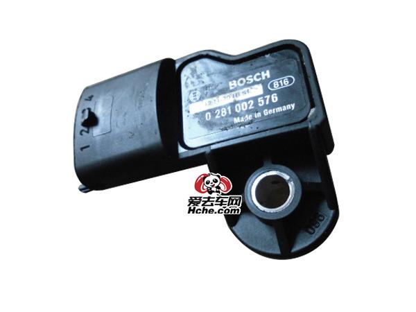 东风汽车配件 东风雷诺DCI11进气压力传感器D5010437653 0281002576