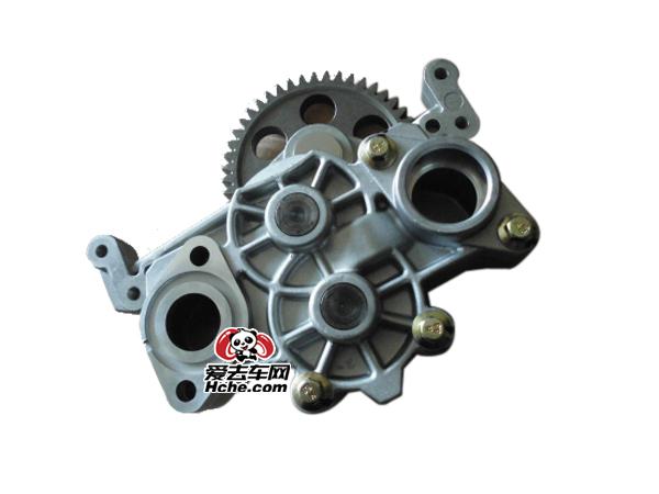 东风汽车配件 东风雷诺机油泵总成D5010477184