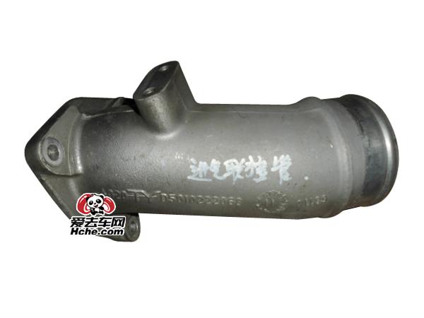 东风汽车配件 东风雷诺进气联接管D5010222068