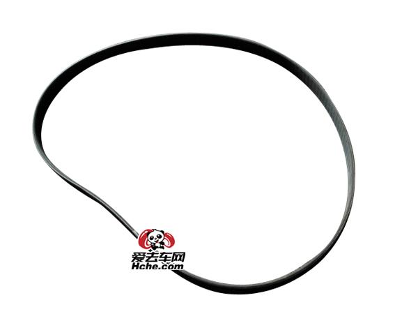东风汽车配件 东风天龙雷诺发动机原装风扇皮带8KP1690D5010477838