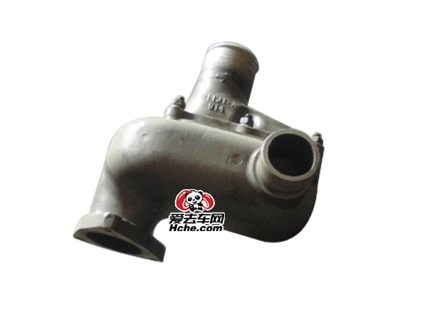 东风汽车发动机配件 玉柴发动机 M11J1-A 节温器座 6M车型