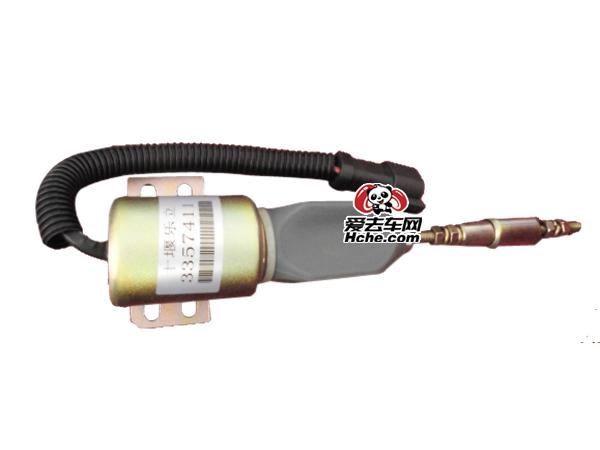 东风汽车配件 东风汽车 康明斯发动机熄火电磁阀3354943 3357411