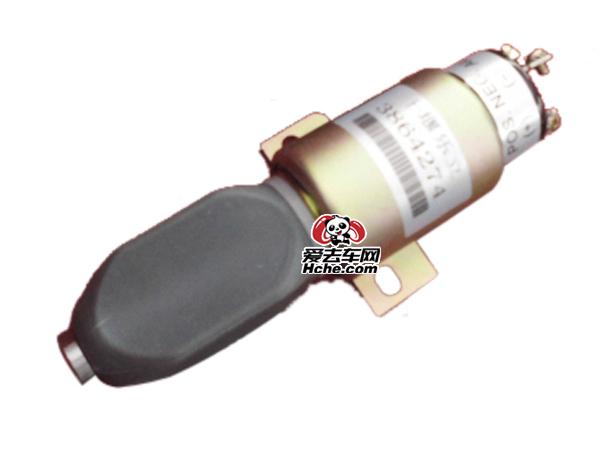 东风汽车配件 东风汽车 康明斯工程机械断油电磁阀C3864274