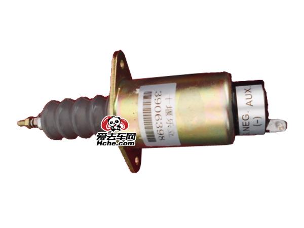 东风汽车配件 东风汽车 康明斯工程机械熄火电磁阀3906398