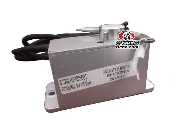 东风汽车配件 东风天龙大力神油门拉线3759010-T2500