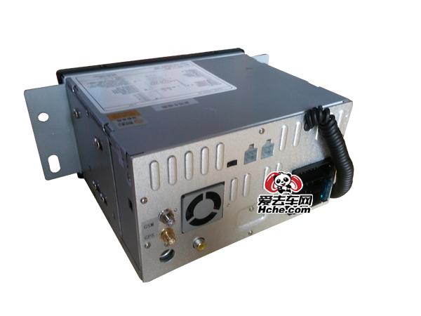 东风汽车配件 旅行者2代行驶记录仪(集成带GPS导航)T4A5C-7913111-09
