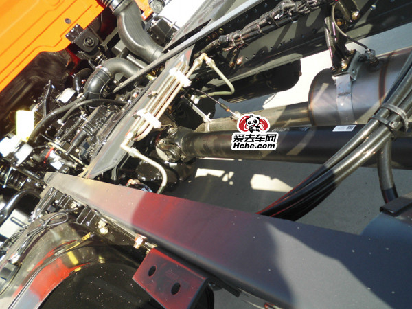 东风汽车配件 东风天龙 大力神前传动轴带中间支撑总成2202010-K37E0
