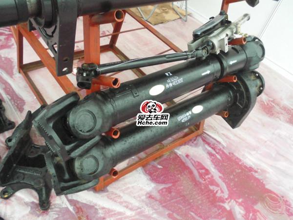 东风汽车配件 东风天龙后传动轴带滑动叉总成C2201010-T4000