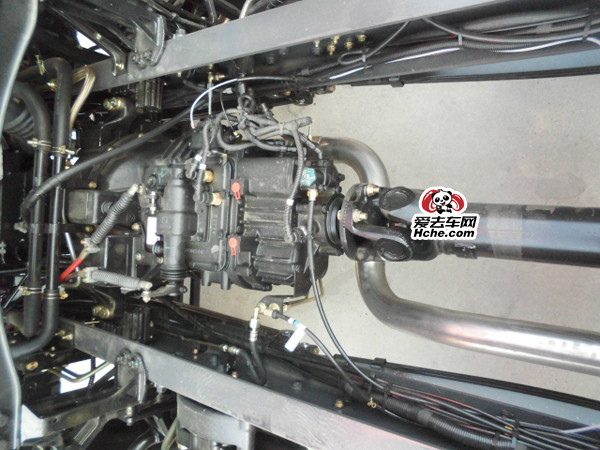 东风汽车配件 中间传动轴及支承总成2202010-K44J0