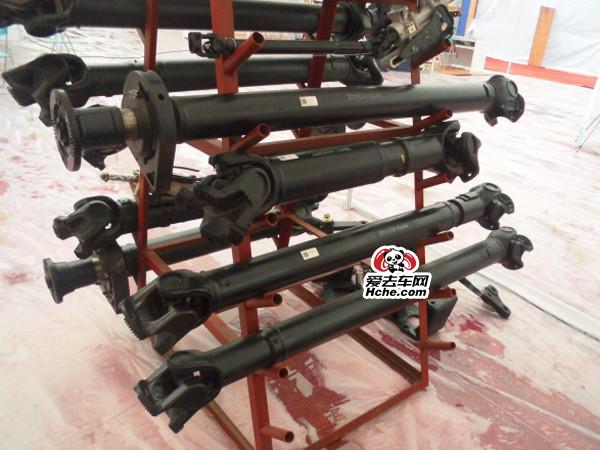 东风汽车配件 东风天锦传动轴带滑动叉总成2201010-KD400 2201010-KD500