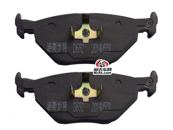 宝马5系:E39/520/528刹车片 半金属 少金属 瓷