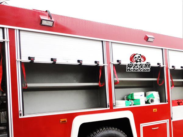 消防车 改装车(纯正)配件 卷帘门