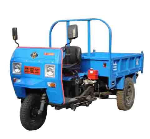 兰驼牌7Y-1450AD3型自卸三轮汽车图片