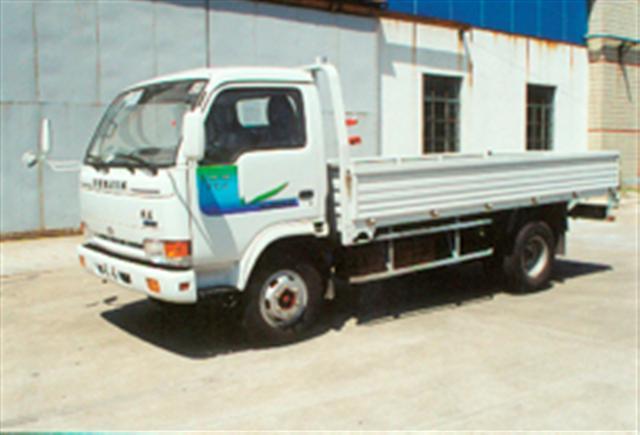 南京汽车集团有限公司生产的77款其它货车跃进单桥100-160马力柴油