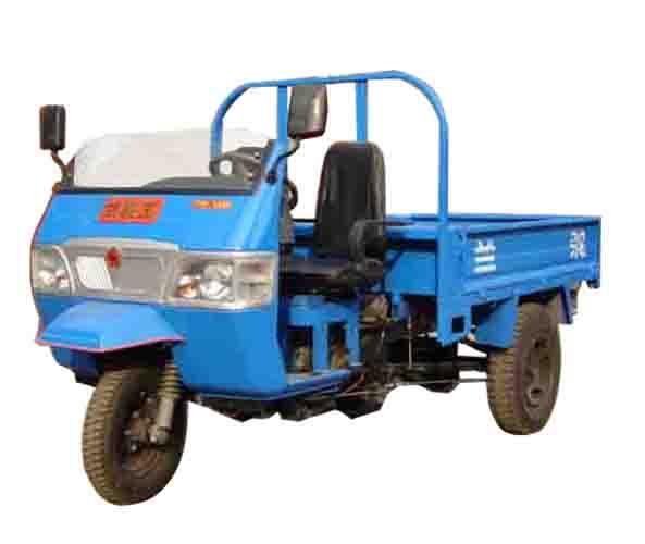 兰驼牌7YP-1450型三轮汽车图片