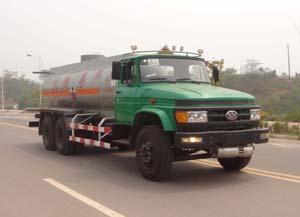 岷江牌YZQ5252GHY型化工物料运输车图片