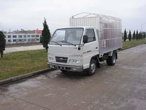 蓝箭牌LJC2810CS型仓栅式低速货车图片