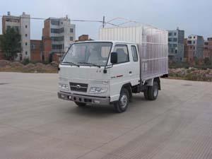 蓝箭牌LJC2810PCS型仓栅式低速货车图片