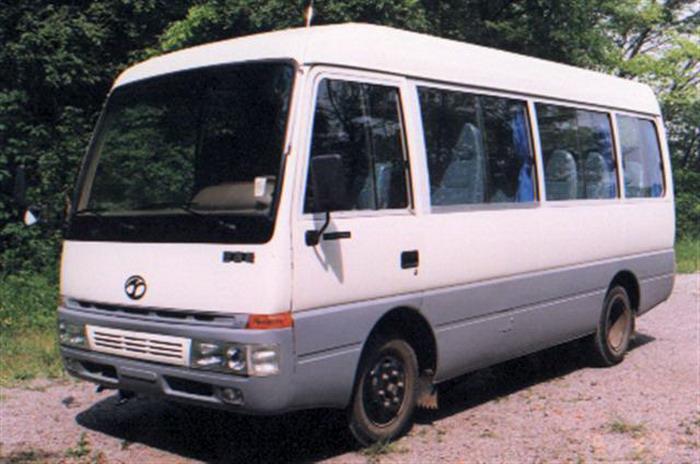 6米|10-19座迎客松轻型客车(CAK6600A)