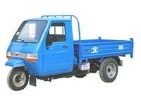 北狮牌7YPJ-1150D型自卸三轮汽车