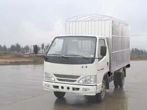 蓝箭牌LJC4010CS型仓栅式低速货车图片