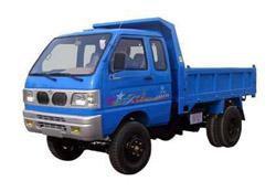 时风牌SF2810PD型自卸低速货车图片