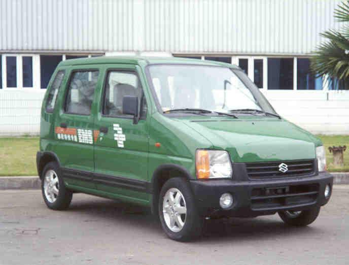 北斗星牌CH5016XYZA型邮政车图片