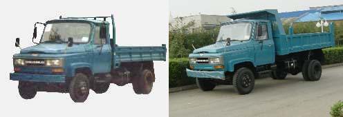 CGC4020CD川路自卸农用车(CGC4020CD)