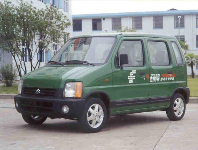 北斗星牌CH5016XYZ型邮政车图片