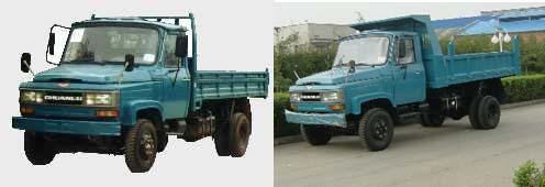 CGC4020CD6川路自卸农用车(CGC4020CD6)