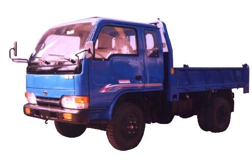 JZ2510PD桔洲自卸农用车(JZ2510PD)